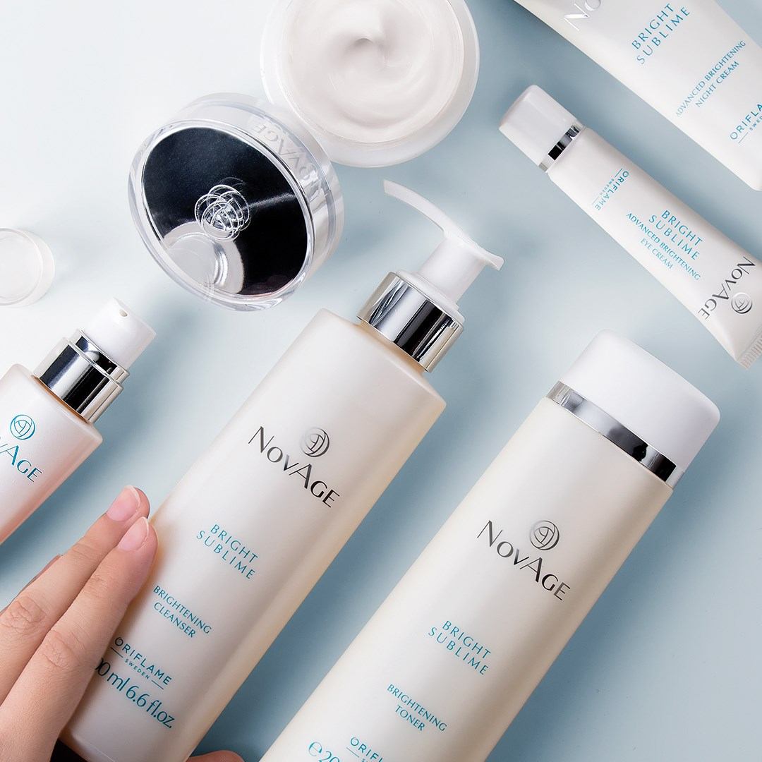 The 4 Step Skincare Routine And Why You Need It Oriflame Cosmetics