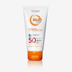UV Protector Face and Exposed Areas SPF 50 High