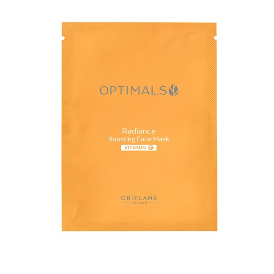 Radiance Boosting Face Mask